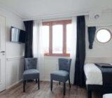 2-pers. suite bovendek
