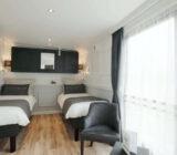 Bovendek suite