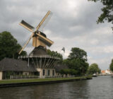 Windmolen 't Haantje in Weesp