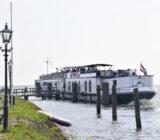 De Holland aangemeerd in Volendam