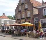 Marktplein in Heusden