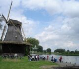 Windmolen in Weesp