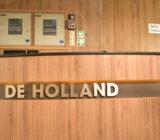 De Holland receptie