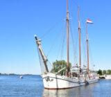 Elizabeth in Monnickendam harbor