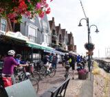 Volendam cyclists back
