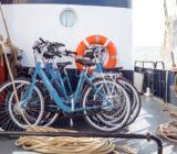 fietsen aan boord