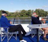 Aan boord van het Fluvius