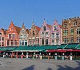 Grote Markt in Brugge