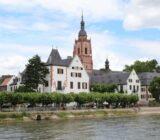 Eltville langs de Rijn