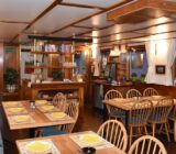 Flora salon en restaurant