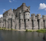 Gravensteen in Gent