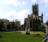 Nicolas kerk in Gent