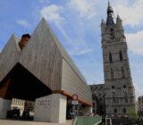 Belfort en gemeentehuis in Gent