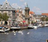 Haarlem_De Waag en Teylers museum