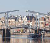 Het Spaarne in Haarlem