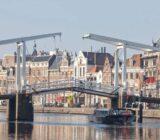 Haarlem_rivier de Spaarne