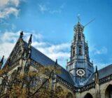 Haarlem St Bavo church
