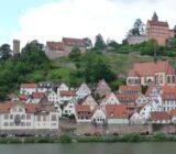 Hirschhorn aan de Neckar