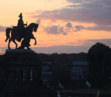 Koblenz_Standbeeld Keizer Wilhelm