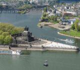 Koblenz_uitzicht op de