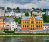 Koblenz_uitzicht vanaf de Moezel