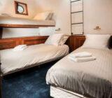 Leafde fan Fryslân 2-persoonshut extra bed