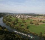 Eberbach_rivier Neckar