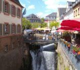 Saarburg Waterfall