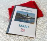Sarah schip informatie