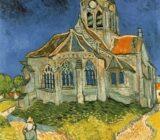 Vincent van Gogh - Kerk Auvers sur Oise