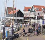 Cyclists Afslag Volendam
