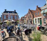 Terschelling bij Brandaris fietsenstalling