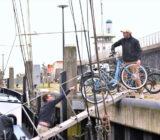Harlingen Mare fan Fryslan bemanning fiets
