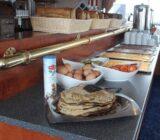 Ontbijt aan boord