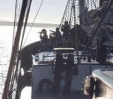 Gasten aan boord