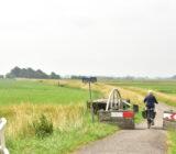 Friesland fietser Wommels