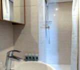 De Nassau badkamer superior hut benedendek
