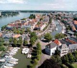 Dordrecht air view