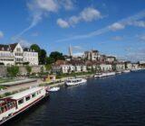 Auxerre rivier