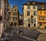 Auxerre centrum