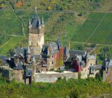 Uitzicht op het kasteel