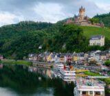 Cochem_rivier en kasteel