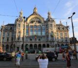 Centraal station in Antwerpen