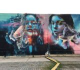 Straatkunst in Antwerpen