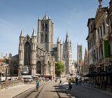 St-Bavokathedraal in Gent