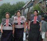 Klederdracht in Spakenburg