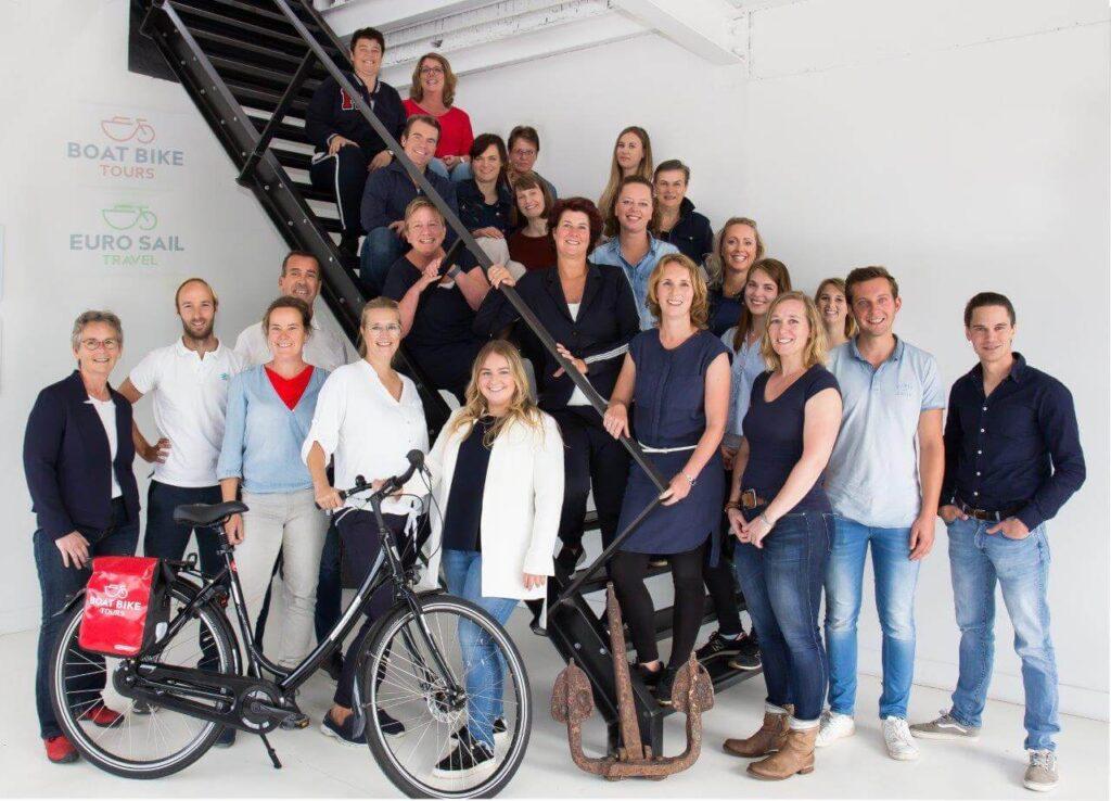 Team Boat Bike Tours 2019