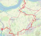 Willemstad   Tholen (kort)