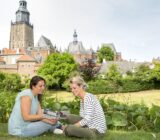 Zutphen skyline Ingeborg Lukkien