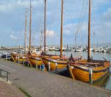 Volendam haven en botters